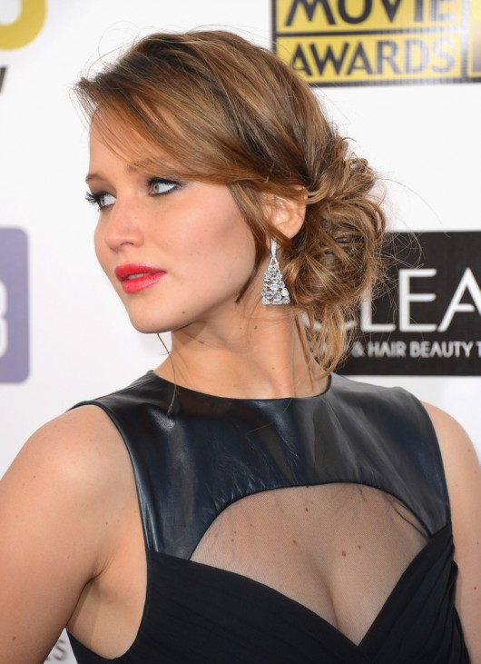 Critics choice awards 2013 jennifer lawrence