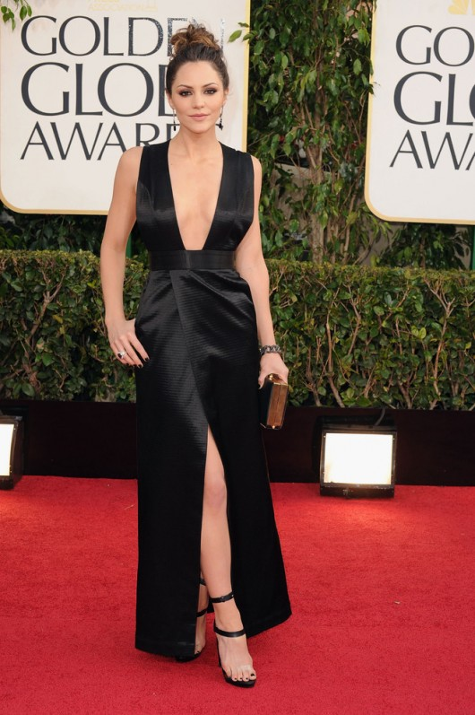 Golden Globes 2013 Katharine McPhee