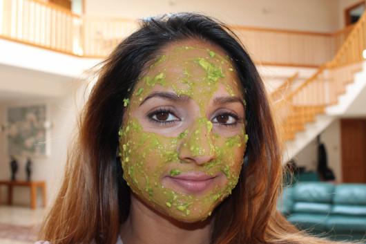 Mask Dry skin 3