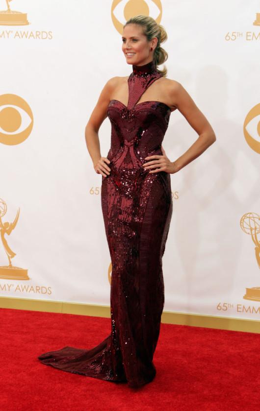 Emmy 2013 Heidi Klum