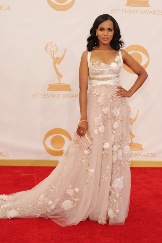 Emmy 2013 Kerry Washington