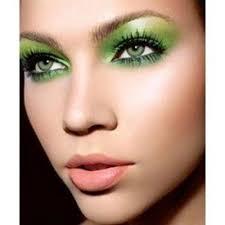 st patricks day makeup