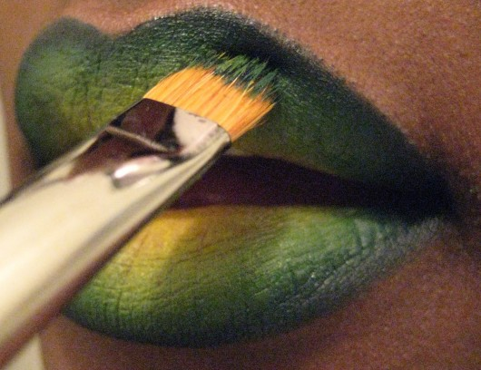 st patricks day makeup3