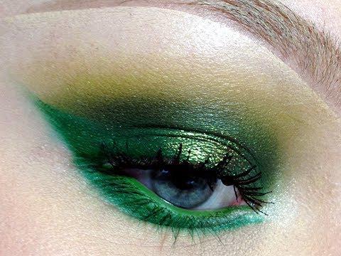 st patricks day makeup4
