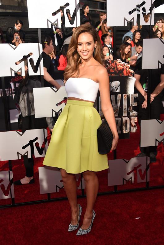 MTV 2014 Jessica Alba