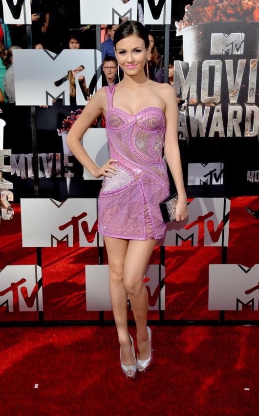 MTV 2014 Victoria Justice