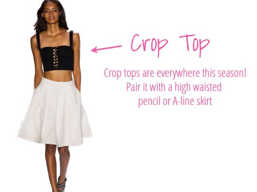 Crop top