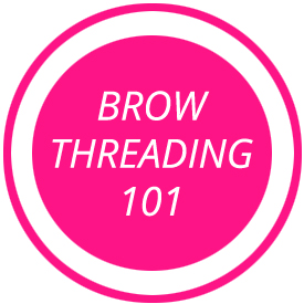 brow threading 101