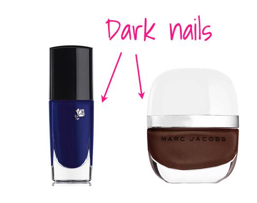 summer 2014 nail dark