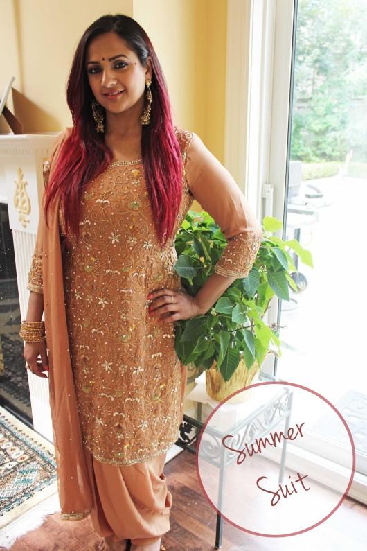 Deepa Summer suit