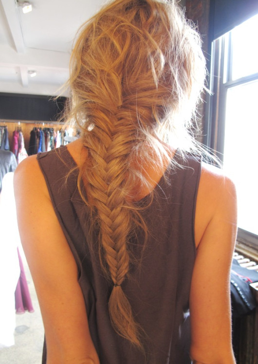 hair summer 2014 FishTail-Braid