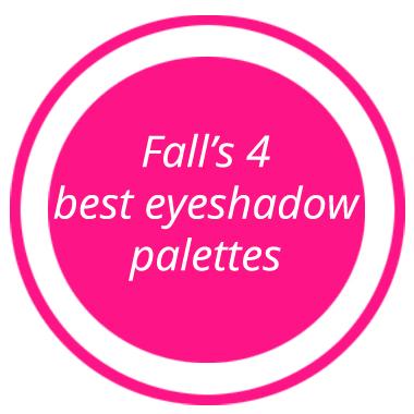Falls 4 best eyeshadow palettes