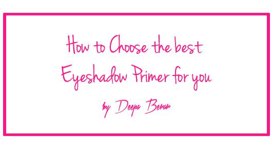 best eye primer