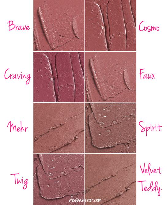 kylie jenner lipsticks for indian skintones
