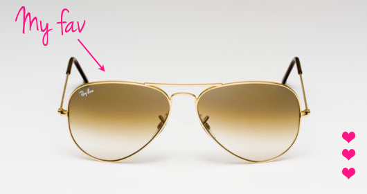 ray ban aviators copy