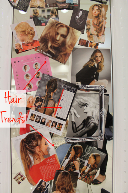 Irivne Toni and Guy event hair trends 2015