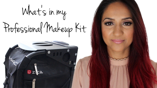 My professional Makeup kit thumbnail