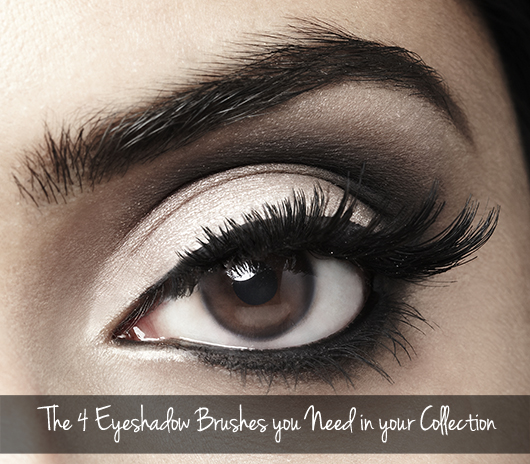 eyeshadow brushes you need