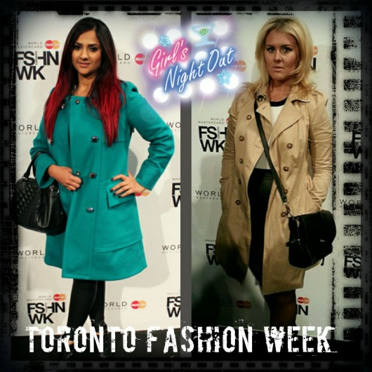 Bella Trois at Toronto Fashion Week