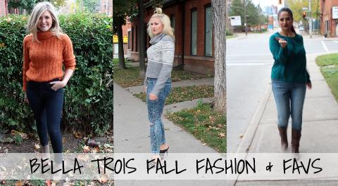 Bella trois fall fashion 2014