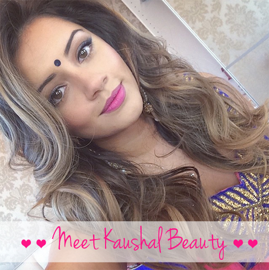 Indian Youtube beauty guru Kaushal Beauty