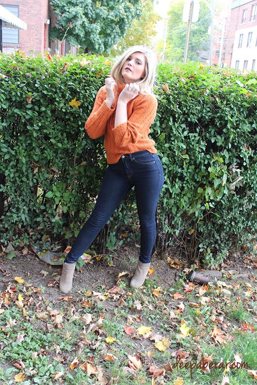 Jaclyn Colville Fall fashion