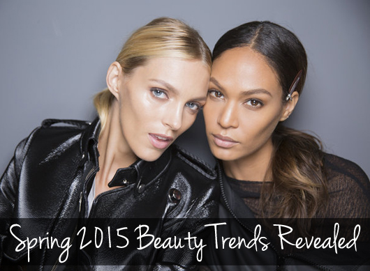 Spring 2015 beauty trend