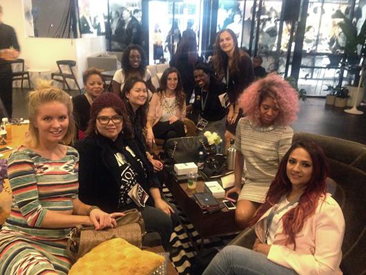 VFSC 2015 Bloggers