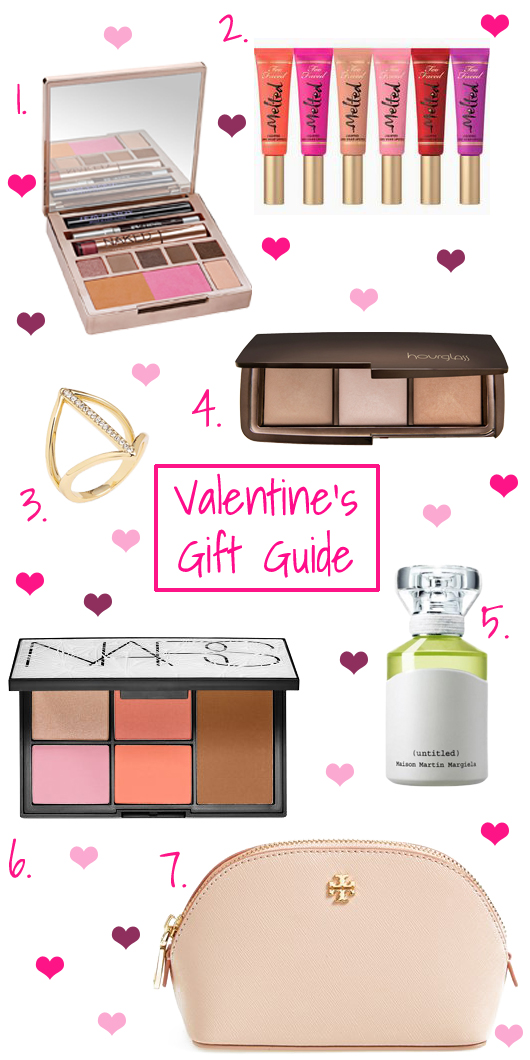 Valentines Day gift guide 2015