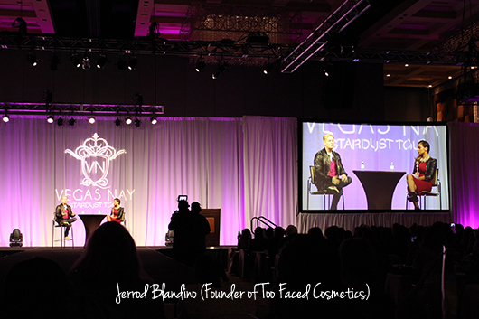 jerrod blandino too faced vegas nay stardust tour 2015
