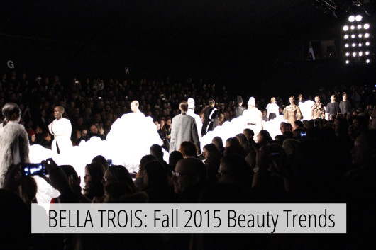 Bella Trois Fall 2015 beauty trends thumbnail