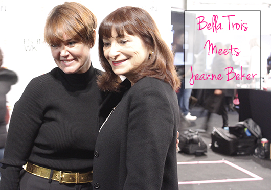 bella trois and jeanne beker