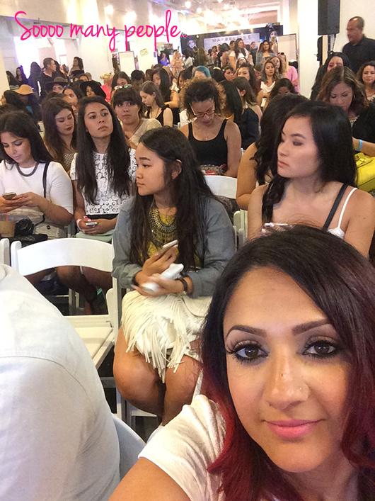 BeautyCon LA 2015
