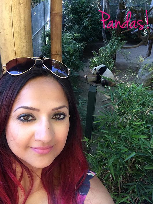 Deepa Berar San Diego Zoo