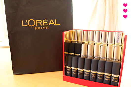 Loreal-color-riche-collection