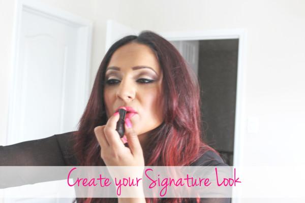 Signature-look
