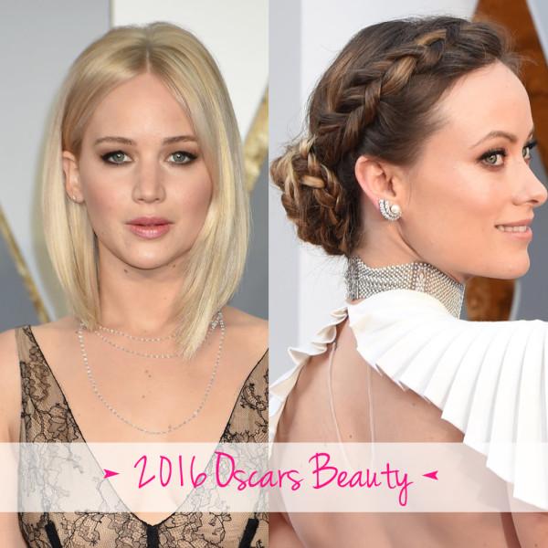 2016 Oscars beauty
