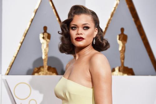 Oscars 2016 Andra Day