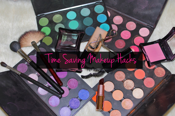 Time saving makeup ideas