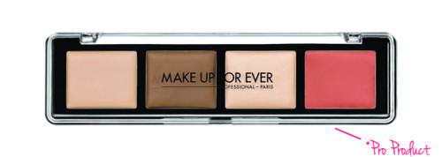 Spring 2016 beauty makeup forever pro sculpting face palette