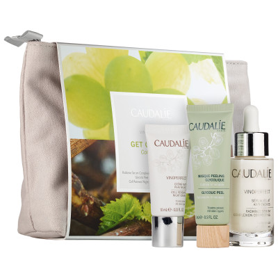 mothers day caudalie get glowing set