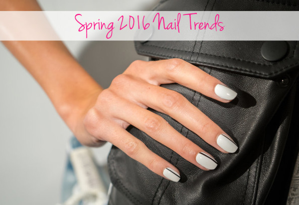 nail trends spring 2016