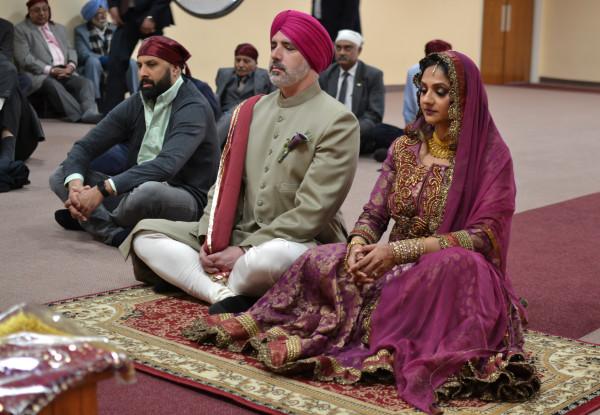 Deepa Berar Wedding Deepa and Derek LaVelle