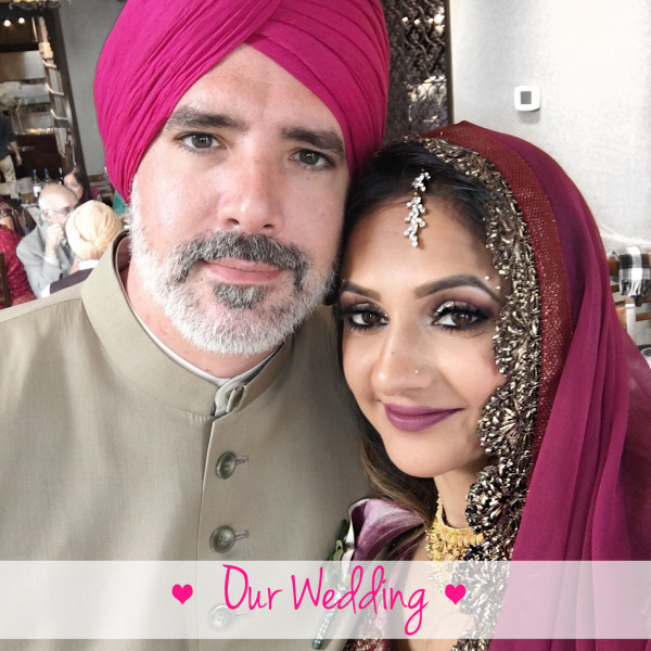 Derek and Deepa LaVelle