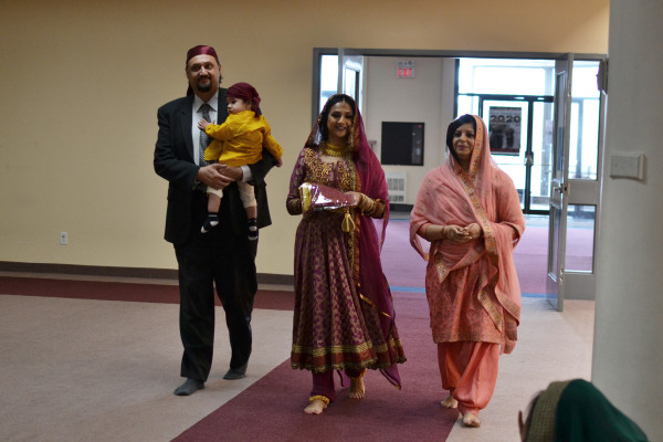 Deepa Berar Wedding Dunwin Gurdwara