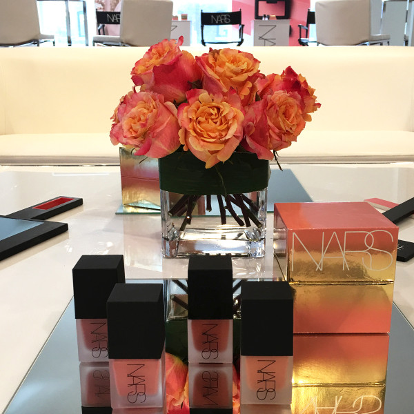 NARS Liquid blush collection