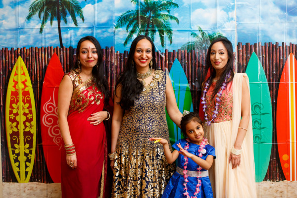 Kais birthday Dhillon Sisters