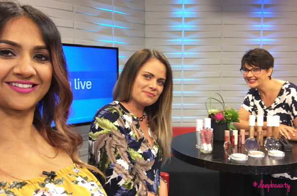 Affordable beauty on CHCH Morning Live Annette Hamm