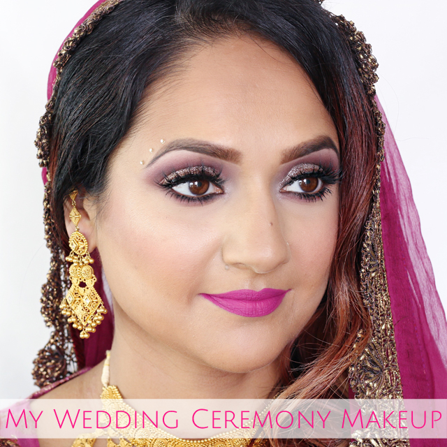 Deepa Berar Wedding Ceremony Makeup