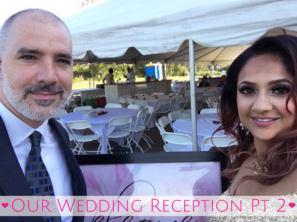 Deepa and Derek Reception Part 2 Deepa and Derek
